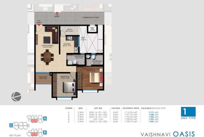 vaishnavi-oasis-2-bhk-1070–1117-sq-ft